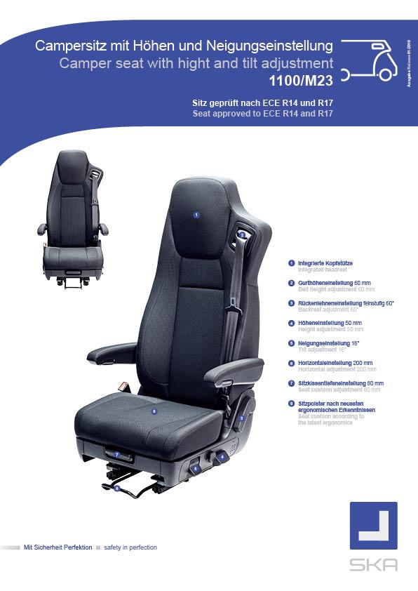 SKA 1100 M23